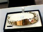 Bracelet Antique Stainless 12dwt